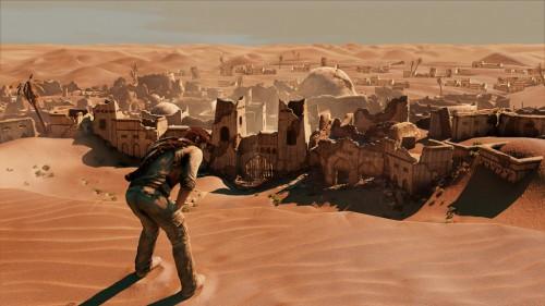 Uncharted 3 - Screenshot 01