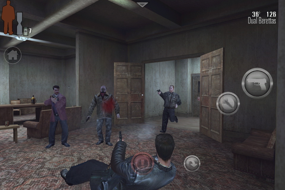 Max Payne Mobile Released On Ios Drop Bear Gaming