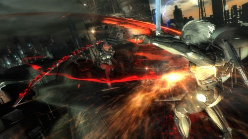 Metal Gear Rising: Revengeance - Screen 02