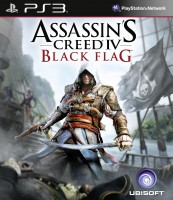Assassins Creed 4 Black Flag PS3 Packshot
