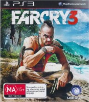 Far Cry 3 - PS3 Packshot