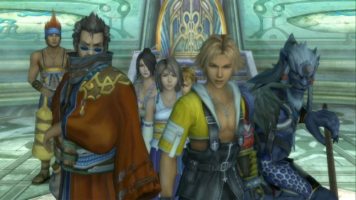 Final Fantasy X HD - Screen 01
