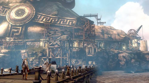 God of War: Ascension - Screen 01
