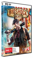 Bioshock Infinite – PC Packshot