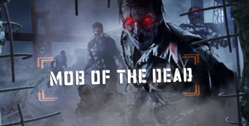Black Ops 2 Uprising - Mob of the Dead Logo