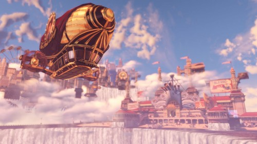 Bioshock Infinite – Screen 01