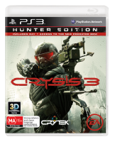 Crysis 3 - PS3 Packshot