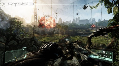 Crysis 3 - Screen 01