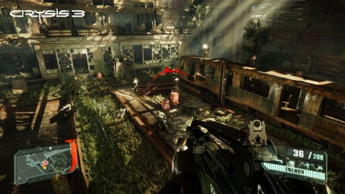 Crysis 3 - Screen 02