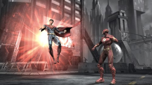 Injustice: Gods Among Us - Screen 01