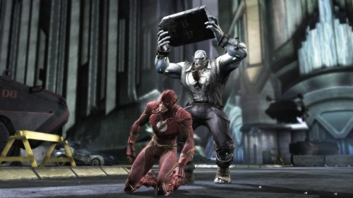 Injustice: Gods Among Us - Screen 03