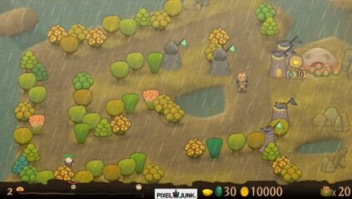 PixelJunk Monsters Ultimate HD - Screen 01