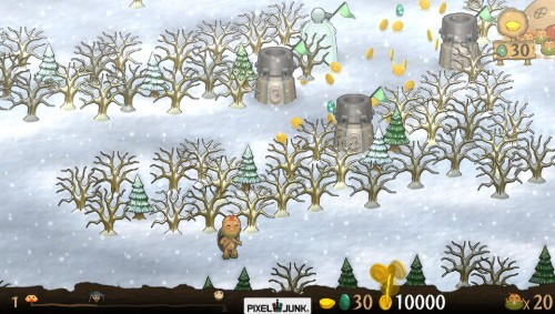 PixelJunk Monsters Ultimate HD - Screen 02