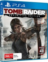 Tomb Raider: Definitive Edition - PS4 Packshot