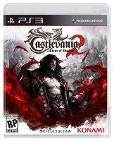 Castlevania: LoS2 - PS3 Packshot
