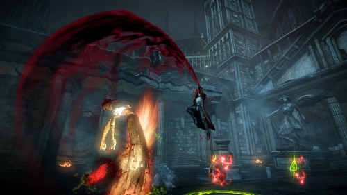 Castlevania: LoS2 - Screenshot 06