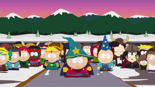 South Park: The Stick of Truth - Screenshot 01