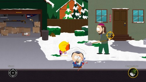 South Park: The Stick of Truth - Screenshot 03