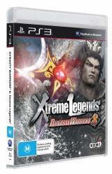 Dynasty Warriors 8 Xtreme Legends - PS3 Packshot Australia