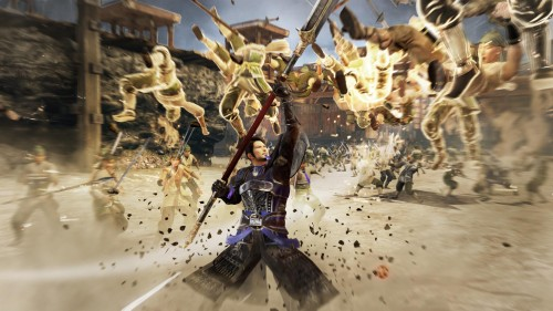 Dynasty Warriors 8 Xtreme Legends - Screenshot 01