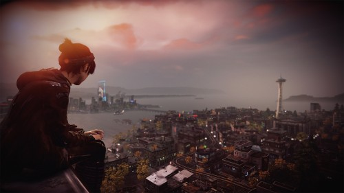 inFAMOUS: First Light - Screenshot 01