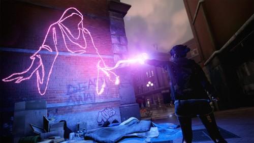 inFAMOUS: First Light - Screenshot 03