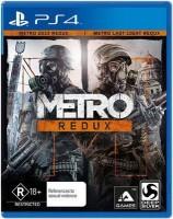 Metro Redux - Packshot