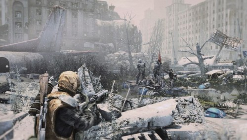 Metro Redux - Screen 01