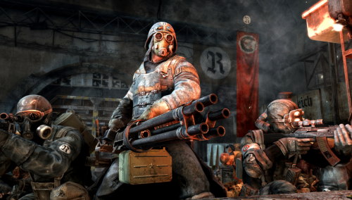 Metro Redux - Screen 02