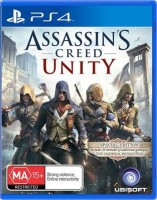 Assassins Creed Unity - PS4 Packshot