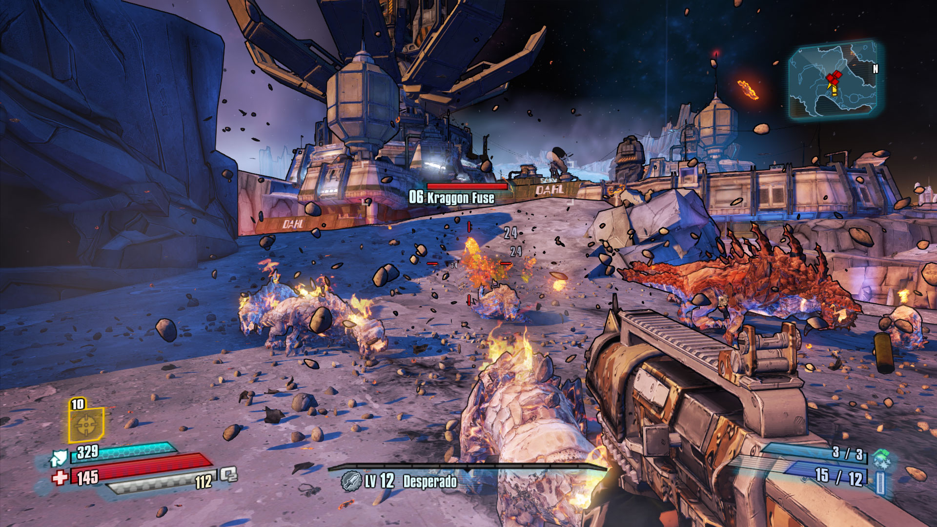 Borderlands: The Pre-Sequel Get Four DLC Packs And A Season Pass ...