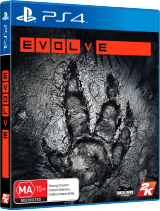 Evolve - PS4 Packshot